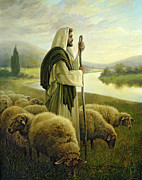 Greg Olsen - The Good Shepherd