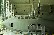 Spruce Goose Photos - The Goose by Nick  Boren