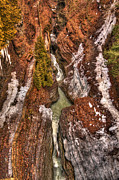 Autumn Photos Originals - The Gorge by Tim Buisman