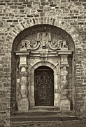 Archways Posters - The Grand Entrance Poster by Marcia Colelli