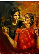 Prashant Srivastava - The grand mother and the...