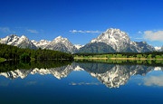 Frank Houck - The Grand Tetons