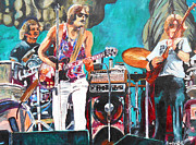 Kevin J Cooper Artwork - The Grateful Dead in...