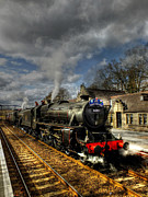 S1 Photos - The Great Britain VI Steam Train by Davy Nelson