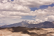 Nature Photography Prints Framed Prints - The Great Colorado Sand Dunes 38 Framed Print by James Bo Insogna