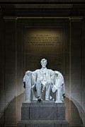 Abe Photos - The Great Emancipator by Metro DC Photography