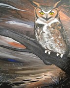 Heather Pecoraro - The Great Owl