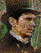 The Great Powerful Mosaic Print by Paul Van Scott