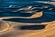 Challenging Prints - The Great Sand Dunes Print by JFantasma Photography