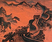 James Potts - The great Wall of China