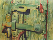 Greg Halom - The Green Latch