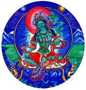 Jane Ward - The Green Tara