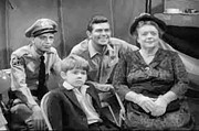 Andy Griffith Posters - The Griffith Household Poster by Paulette Wright