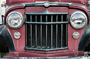 Jeeps Photos - The Grill by JC Findley