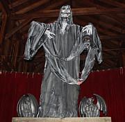The Grim Reaper Print by John Telfer