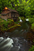 Peter Lik Posters - The Grist Poster by Aaron Reed