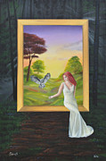 Surreal World Framed Prints - The Guide Framed Print by Surreal World