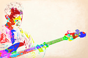 Guitar Player Digital Art - The Guitar Man by Philip Sweeck