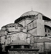 The Hagia Sophia Print by Shaun Higson