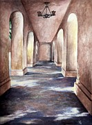 Dappled Light Originals - The Halls of Balboa by Carrie Auwaerter