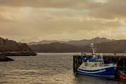 Derek Beattie - The Harbour Gairloch