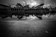 Havn Prints - The Harbour Print by Michael B Rasmussen