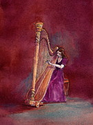 Suzanne Krueger - The Harpist