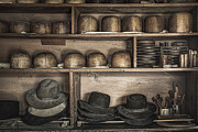Gary Heller - The Hatters shelves 1-...