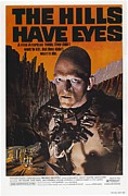 Vintage Movie Posters Art - The Hills Have Eyes Poster by Sanely Great