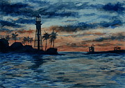 Jon Schaubhut - The Hillsboro inlet and...