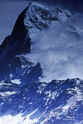 Asia Photo Prints - The Himalayas Print by Anonymous