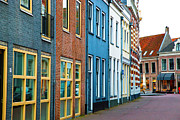 Building Art - The historic architecture in Netherlands by Photocreo Michal Bednarek