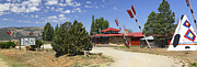 Colorado Art - The Hogan Trading Post - Marcos by Mike McGlothlen