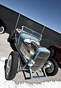 Kustom Prints - The Hot Rod Print by Merrick Imagery