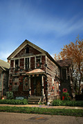 Stopper Prints - The House of Soul At The Heidelberg Project - Detroit Michigan Print by Gordon Dean II