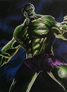 Paul Mitchell - The Hulk