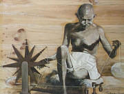 Featured Reliefs Originals - The humble leader by Madhusudan Garud