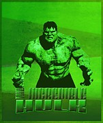 Stephan Grixti - The Incredible Hulk