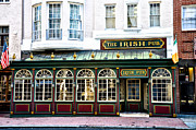 The Irish Pub - Philadelphia Print by Bill Cannon