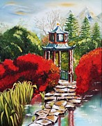 Liz Aya - The Japanese Garden