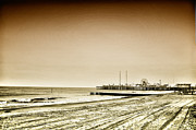 New Jersey Framed Prints - The Jersey Shore Framed Print by Bill Cannon