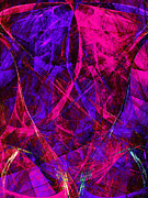 Geometry.color Prints - The Jester 20130510v2 vertical Print by Wingsdomain Art and Photography
