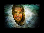 Jesus Artwork Digital Art - The Jesus I Know by Absinthe Art By Michelle LeAnn Scott