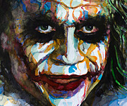 Laur Iduc - The Joker - Ledger