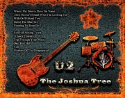 U2 Art - The Joshua Tree by Michael Damiani