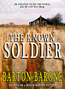 Book Jacket Design Photos - The Known Soldier by Mike Nellums