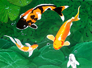 Karyn Robinson - The Koi Pond