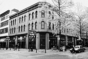 Public House Prints - the lamplighter public house in the former dominion grand hotel building water street Vancouver BC C Print by Joe Fox