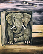 Leah Saulnier The Painting Maniac - The Last Elephant edit 5