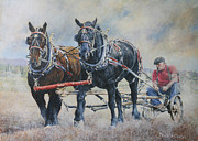 David McEwen - The Last Furrow.